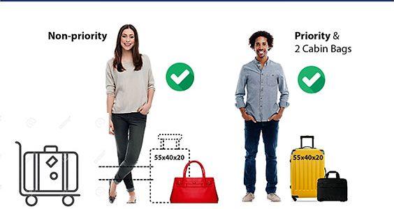 "Nauja ""Ryanair"" bagažo politika"