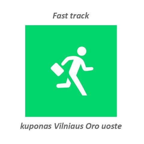 Fast track kuponas