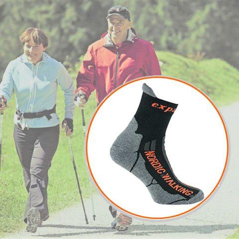Nordic Walking kojines