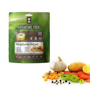 vegetariskas maistas kelionei