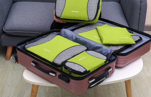 pakavimo maisai lagaminui