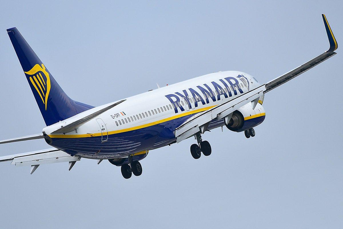 Ryanair orlaivis